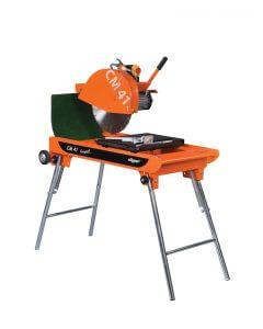 Cortadora de bloco de mesa elétrica - 350 mm